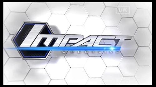 TNA Impact Wrestling HDTV 2016 720p Logo